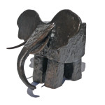 SQUARE ELEPHANT (small)